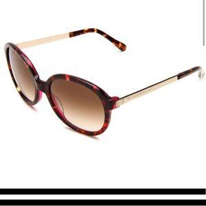 Kate Spade Albertine Tortoise Sunglasses NWT